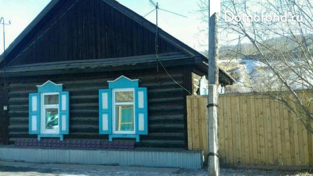 дом на продажу город петровск-забайкальский domofond.ru