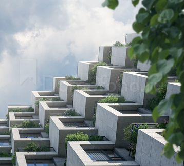 Недвижимость 2-комн. квартира, 110.9 м², 5/15 эт. Мир